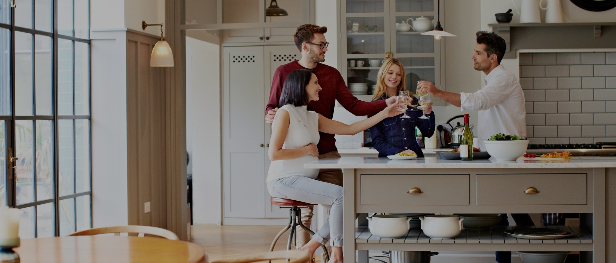Homebuyer family