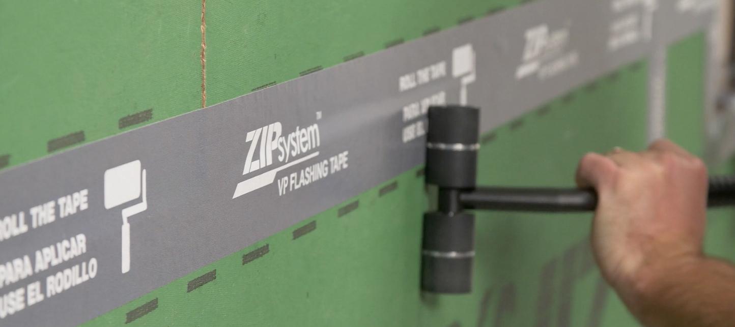 ZIP VP Flashing Tape 2021 Video Thumb 1444x643 opt1